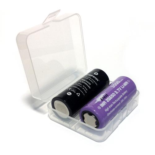 Кейс Efest для аккумуляторных батарей 26650