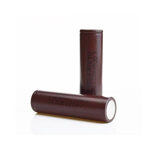 Аккумуляторная батарея  LG DBHG2 3000 mAh 20A(18650)