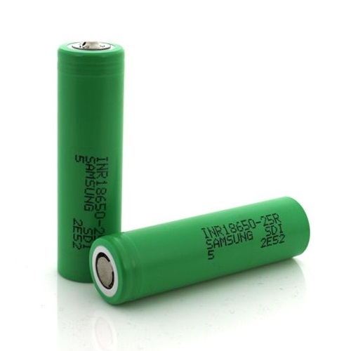 Аккумуляторная батарея Samsung INR 2500 mAh 20A (18650)