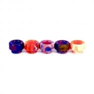 Дрип-тип 810 Alps candy - Дрип-тип 810-го типа, с разноцветным принтом в виде карамельных леденцов.  Безоринговый, с глянцевой поверхностью.
