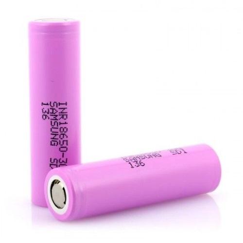 Аккумуляторная батарея Samsung INR18650-30Q Li-Ion 3000 mAh 15A