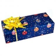 Подарочная новогодняя упаковка №1