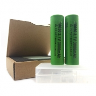 Аккумуляторная батарея Sony VTC6 18650 Li-Ion 3000 mAh 30A (18650)