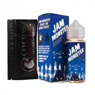 Жидкость Jam Monster 100 мл. ''Blueberry'' 3 мг./мл.