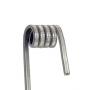 Спираль Fused Сlapton Coil (SS 2x0,5мм. + 0,2мм.)