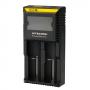 Зарядное устройство Nitecore Intellicharger D2 LCD