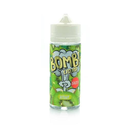 Жидкость Bomb! Liquid - Kiwi 120мл/0мг