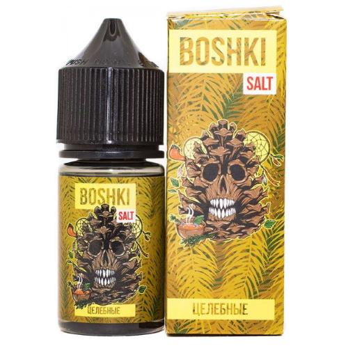Жидкость BOSHKI Salt - Целебные 30мл/20мг