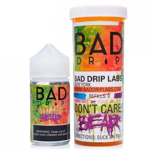Жидкость Bad Drip - Don't Care Bear 60мл/3мг