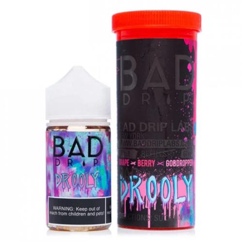 Жидкость Bad Drip - Drooly 60мл/3мг