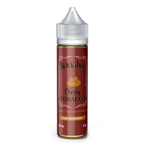 Жидкость Black Jack - Cherry Tobacco 60мл/6мг
