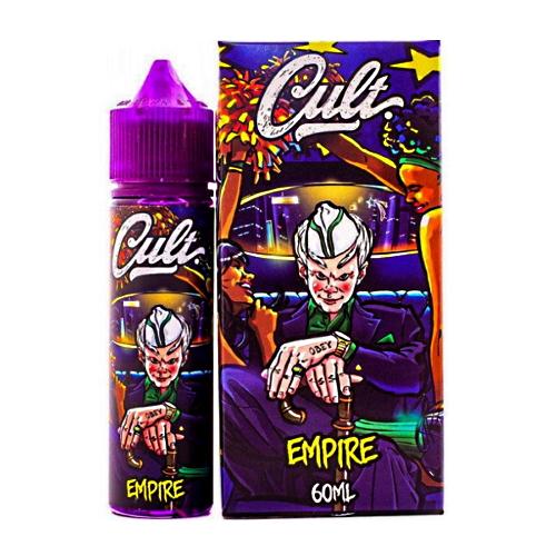 Жидкость CULT - Empire 60мл/3мг