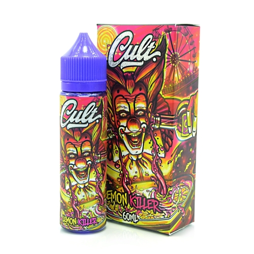 Жидкость CULT - Lemon killer 60мл/3мг