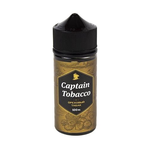 Жидкость Captain Tobacco - Ореховый табак 100мл/0мг