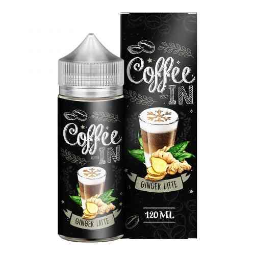 Жидкость Coffee-in - Ginger Latte 120мл/3мг