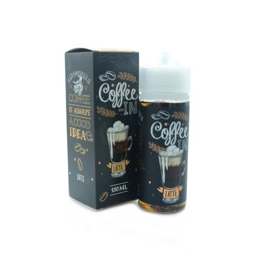 Жидкость Coffee-in ''Latte'' 120 мл.