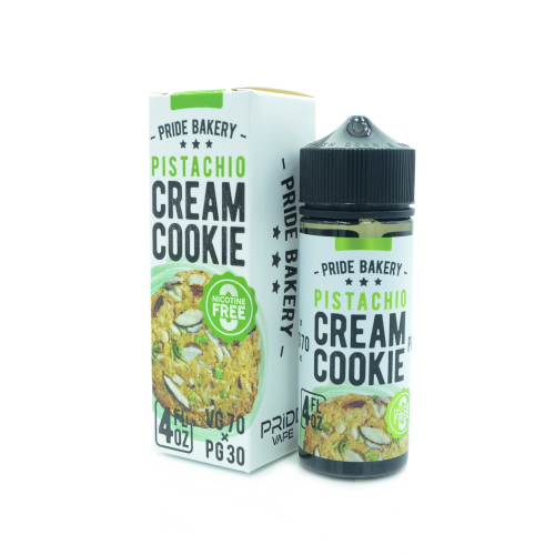 Жидкость Cream Cookie - Pistachio 120мл/0мг