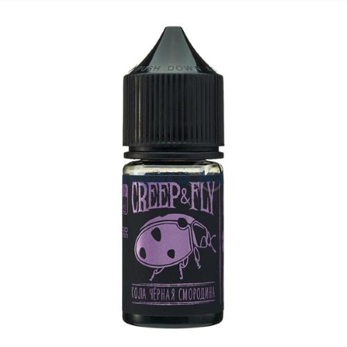 Жидкость Creep&Fly POD - Кола и Черная смородина 30мл/0мг
