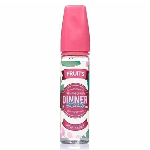 Жидкость Dinner Lady Fruits - Pink Berry 60мл/3мг