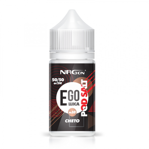 Жидкость EGOшка POD Salt - Cheto 30мл/20мг