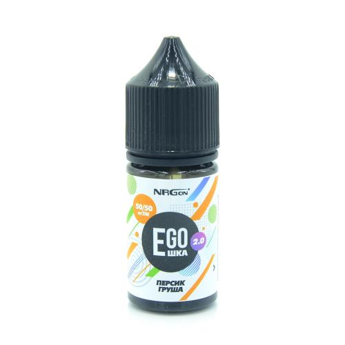 Жидкость EGOшка 2.0 POD - Персик и Груша 30мл/12мг