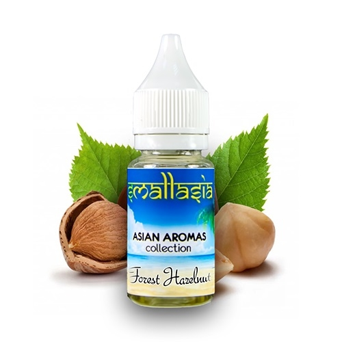 Ароматизатор sMallAsia ''Forest Hazelnuts'' 12 мл.