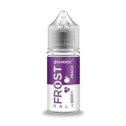 Жидкость Frost Salt - Berry Peach 30мл/20мг