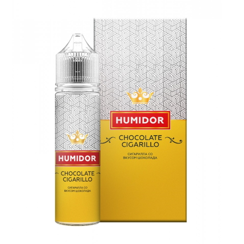 Жидкость Humidor - Chocolate Cigarillo 60мл/6мг