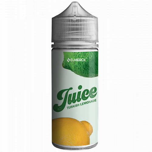 Жидкость Juice - Turkish Lemonade 120мл/3мг