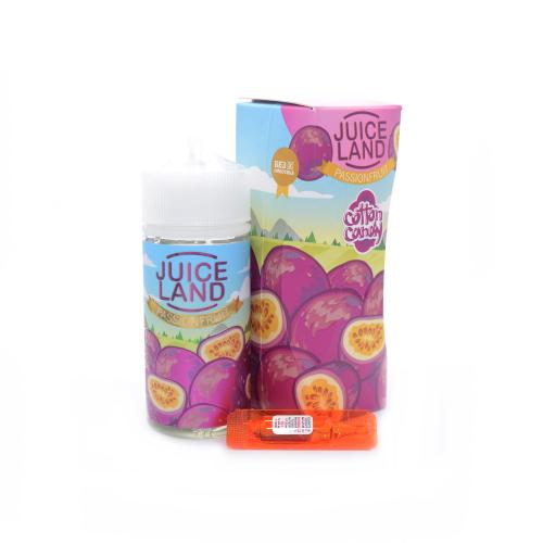 Жидкость Juiceland - Passionfruit 100мл/0мг
