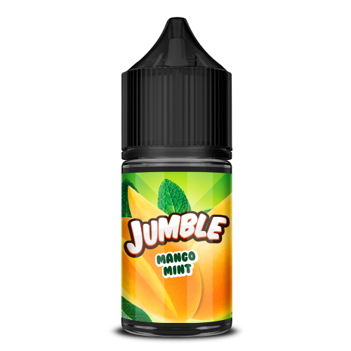 Жидкость Jumble Salt - Mango Mint 30мл/20мг
