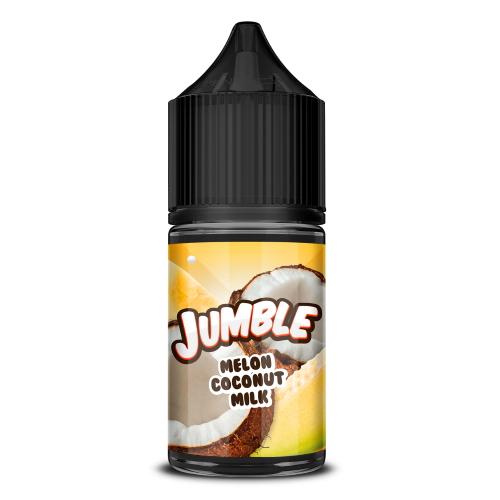 Жидкость Jumble Salt - Melon Coconut Milk 30мл/20мг