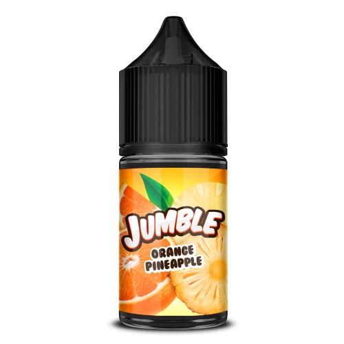 Жидкость Jumble Salt - Orange Pineapple 30мл/20мг