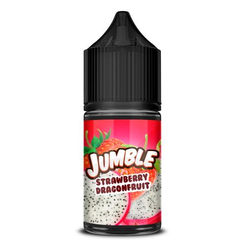 Жидкость Jumble Salt - Strawberry Dragonfruit 30мл/20мг