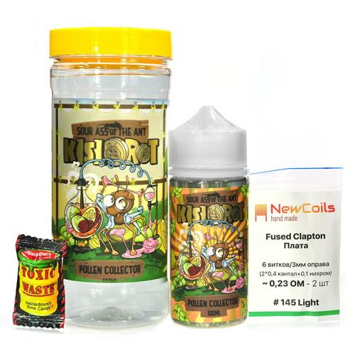 Жидкость Kislorot - Pollen Collector 100мл/3мг