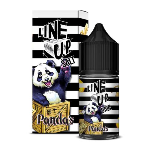 Жидкость Line Up Salt - Panda 30мл/20мг
