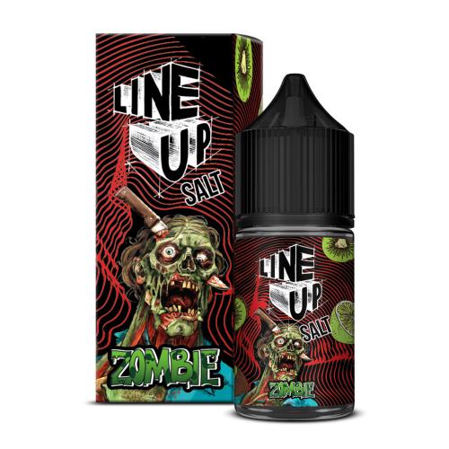 Жидкость Line Up Salt - Zombie 30мл/20мг