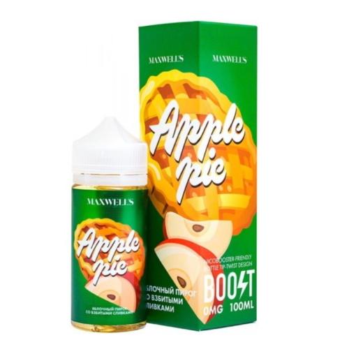 Жидкость Maxwells - Apple Pie 100мл/0мг
