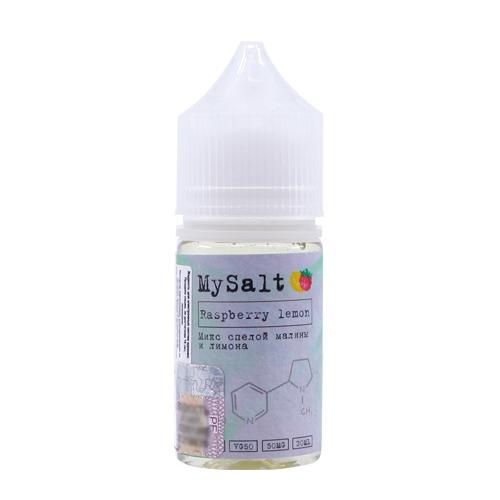 Жидкость MySalt - Raspberry Lemon 30мл/20мг