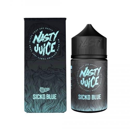 Жидкость Nasty Berry - Sicko Blue 60мл/3мг