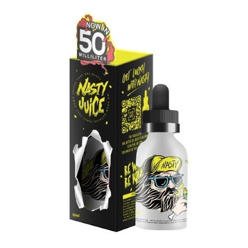 Жидкость Nasty Juice 60 мл. ''Fat Boy'' 3 мг./мл.