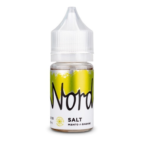 Жидкость Nord POD - Манго и Ананас 30мл/0мг