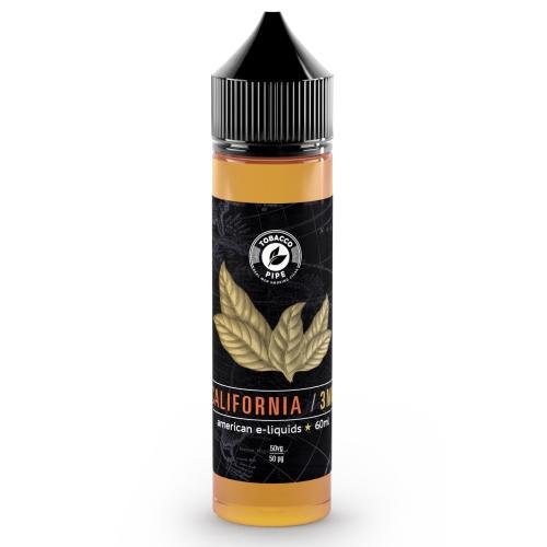 Жидкость Pipe Tobacco - California 60мл/3мг