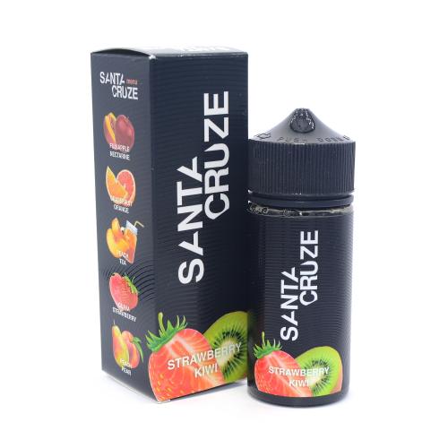 Жидкость Santa Cruze - Kiwi Strawberry 100мл/0мг