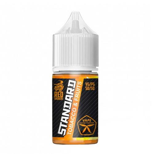 Жидкость Standard - Tobacco & Fruits 30мл/12мг