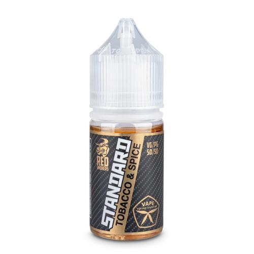 Жидкость Standard - Tobacco & Spice 30мл/12мг
