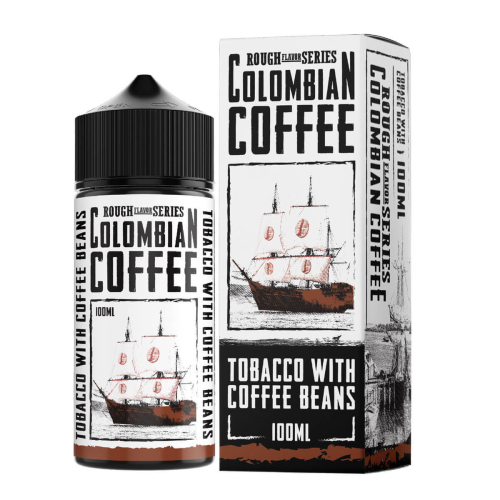 Жидкость Rough Flavor Series - Colombian Coffee 100мл/6мг