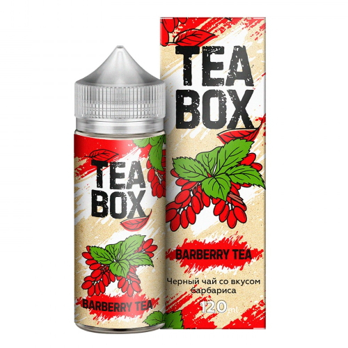 Жидкость Tea Box - Barberry Tea 120мл/3мг