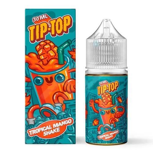 Жидкость TIP-TOP Salt - Tropical Mango Shake 30мл/20мг