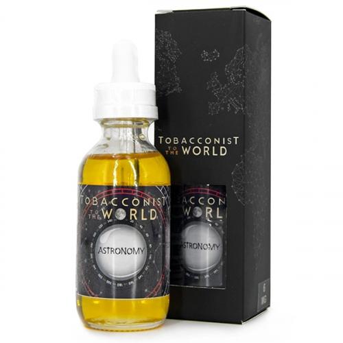 Жидкость Tobacconist to the World - Astronomy 60мл/3мг